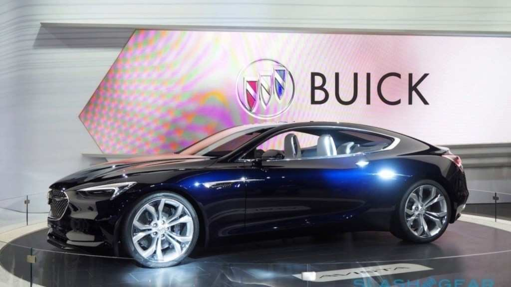 29 Best 2019 Buick Grand National Gnx Redesign And Concept