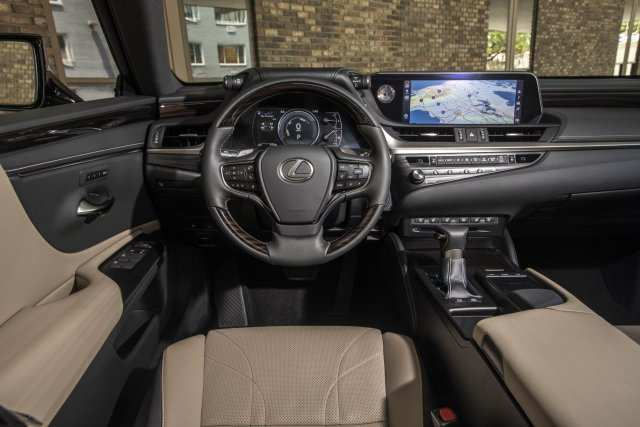 29 Best 2019 Lexus Es 350 Interior New Model And Performance