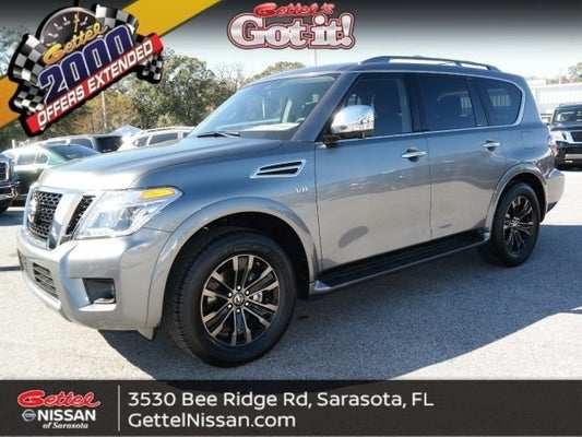 29 Best 2019 Nissan Armada New Review