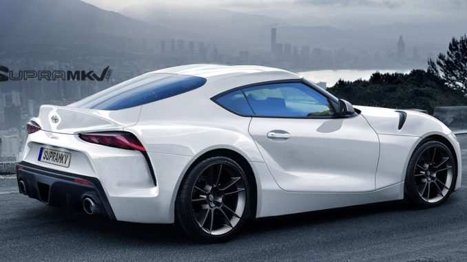 29 Best 2019 Toyota Supra Redesign And Concept