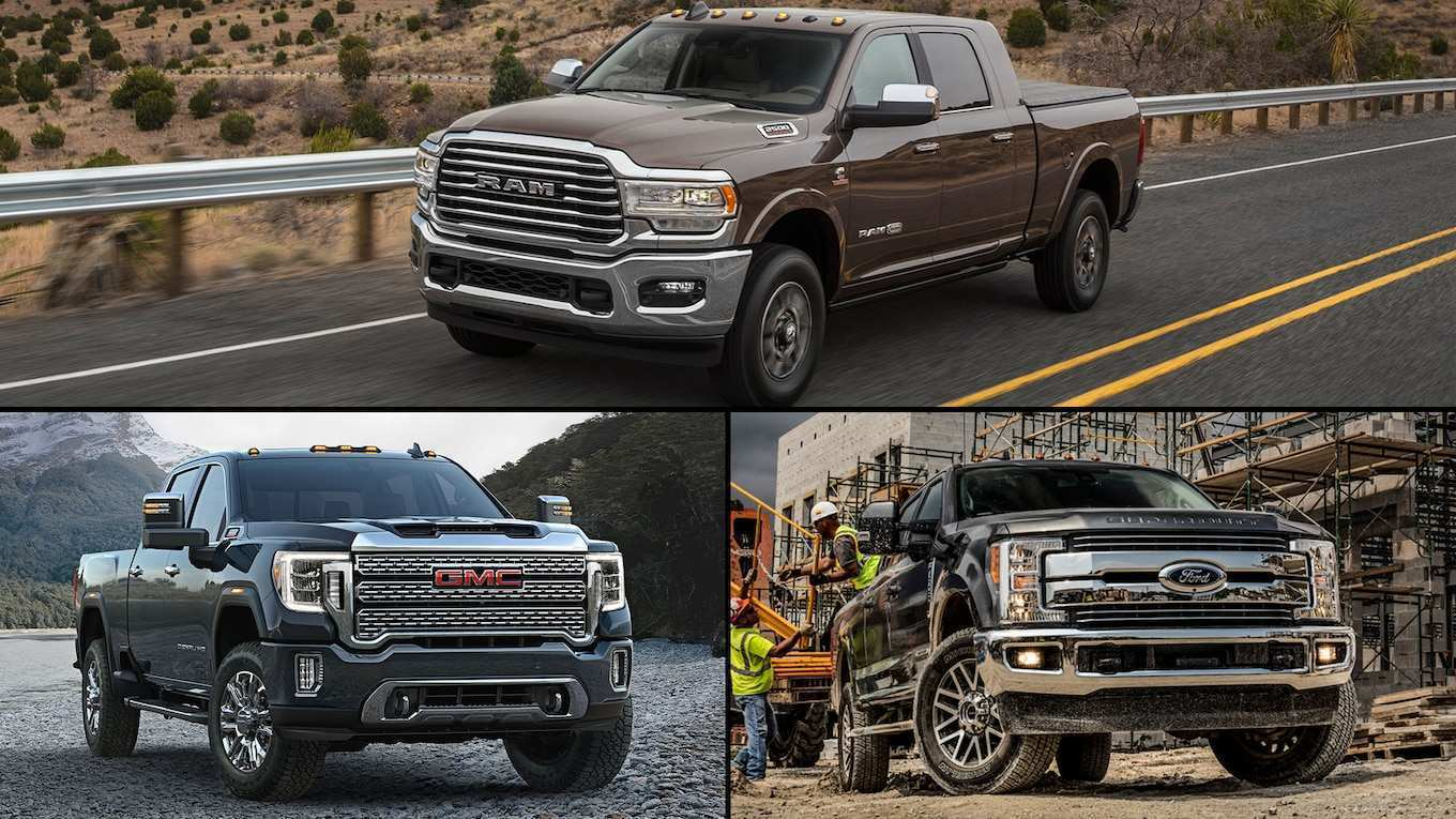 29 Best 2019 Vs 2020 GMC Sierra Hd Release Date