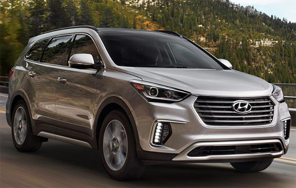 29 Best 2020 Hyundai Santa Fe Release Date Release Date And Concept