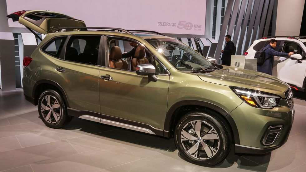 29 Best Dimensions Of 2019 Subaru Forester Engine
