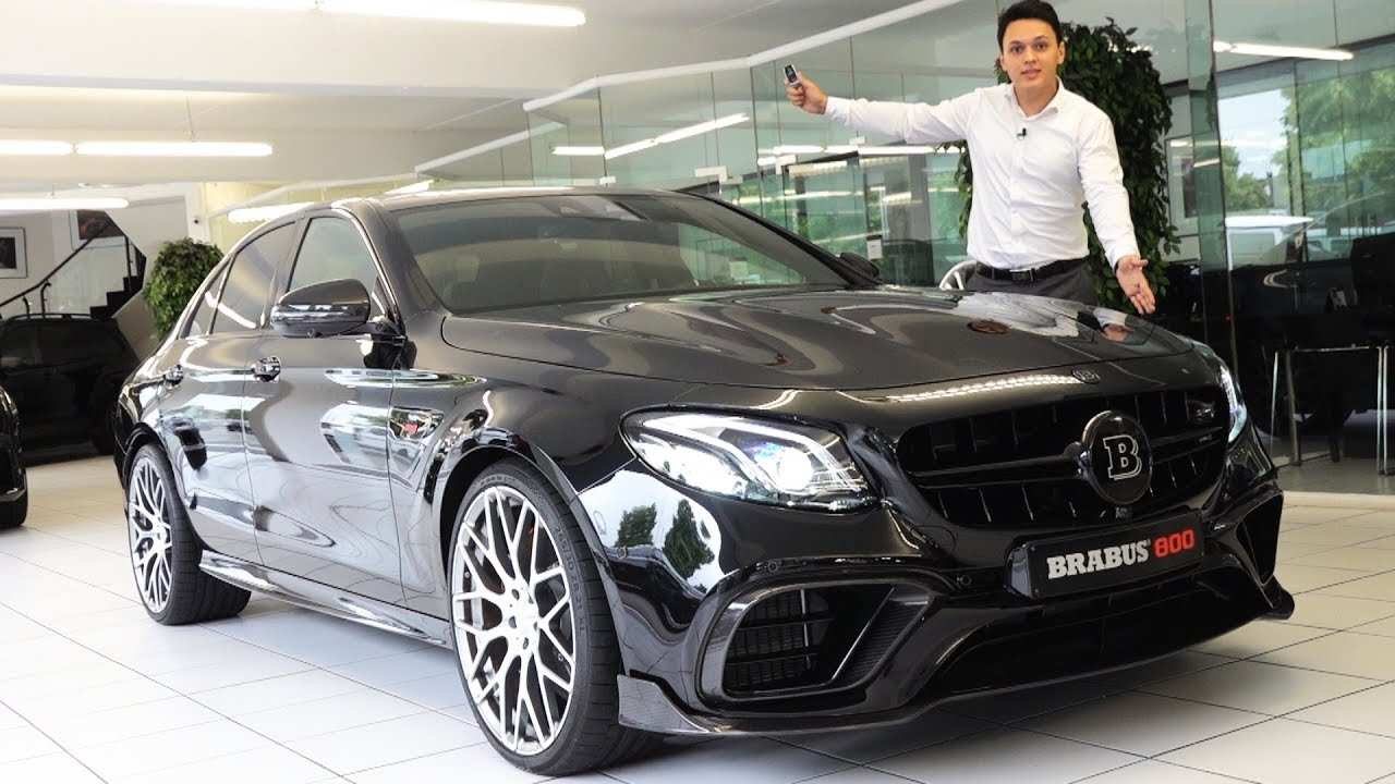 29 Best Mercedes Brabus 2019 Pictures