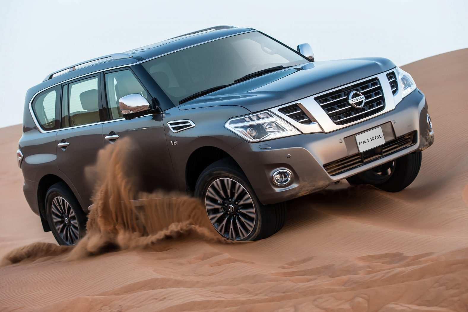 29 Best Nissan Patrol 2020 Release Date And Concept