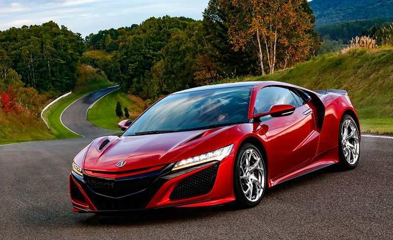 29 New 2019 Acura NSXs Pictures