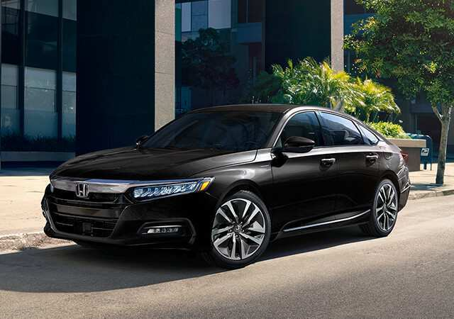29 New 2019 Honda Accord Hybrid Price And Release Date