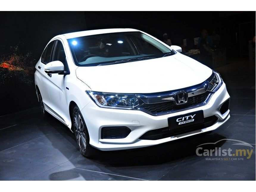 29 New 2019 Honda City Exterior