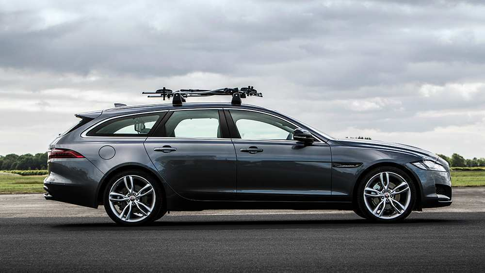 29 New 2019 Jaguar Station Wagon Performance And New Engine