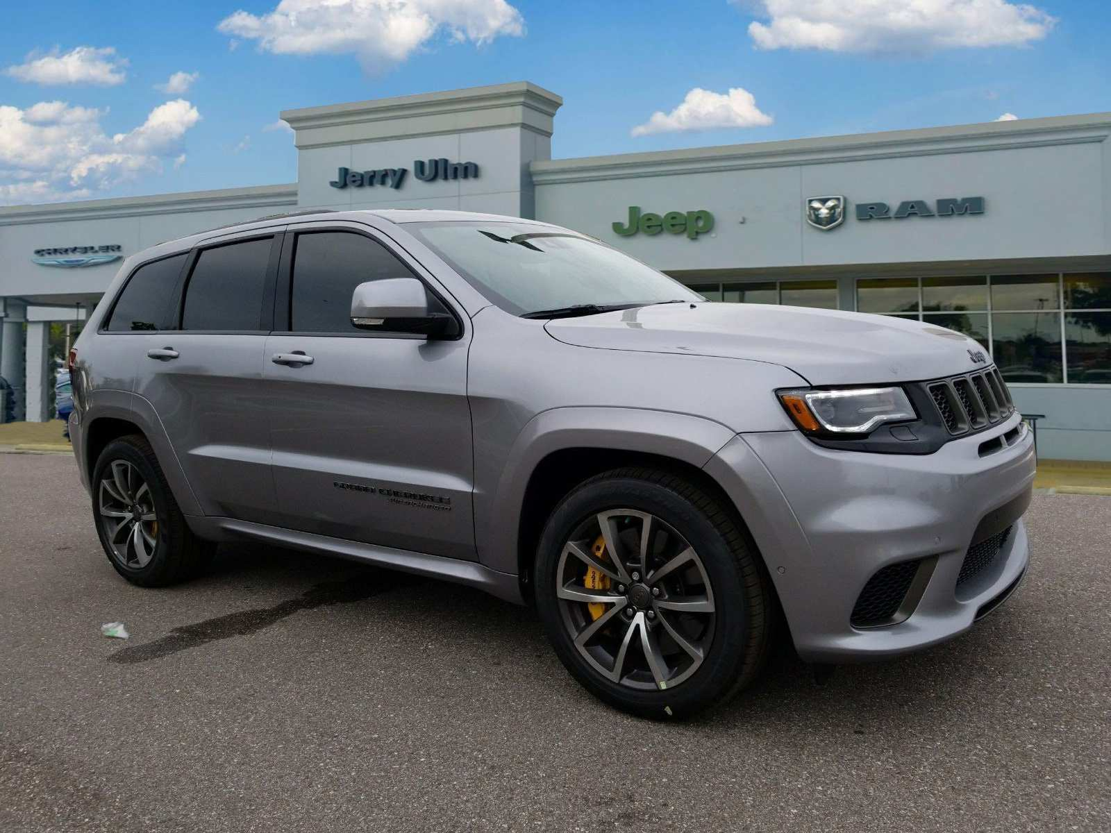 29 New 2019 Jeep Grand Cherokee Trackhawk History
