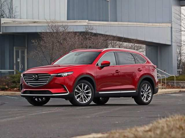 29 New 2019 Mazda Cx 9 Overview