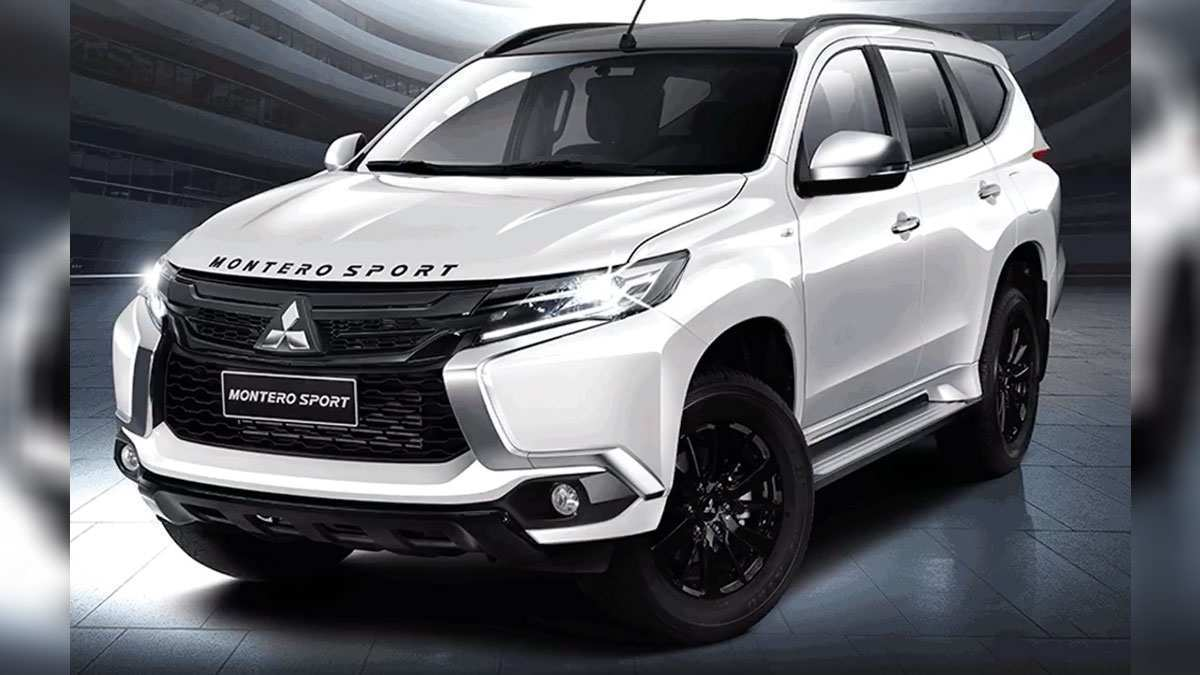29 New 2019 Mitsubishi Montero Sport Model