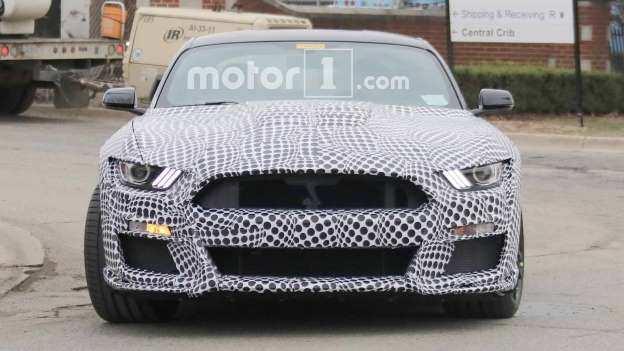 29 New 2019 The Spy Shots Ford Mustang Svt Gt 500 Model
