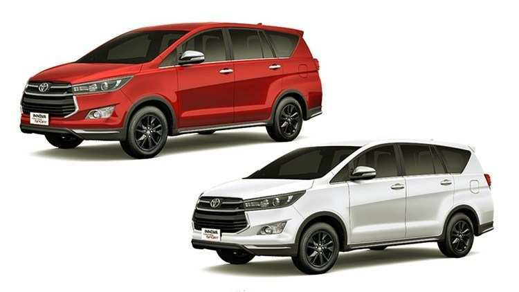 29 New 2019 Toyota Innova First Drive