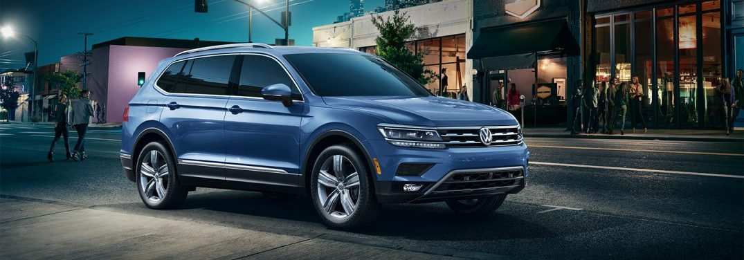 29 New 2019 Volkswagen Tiguan Pictures
