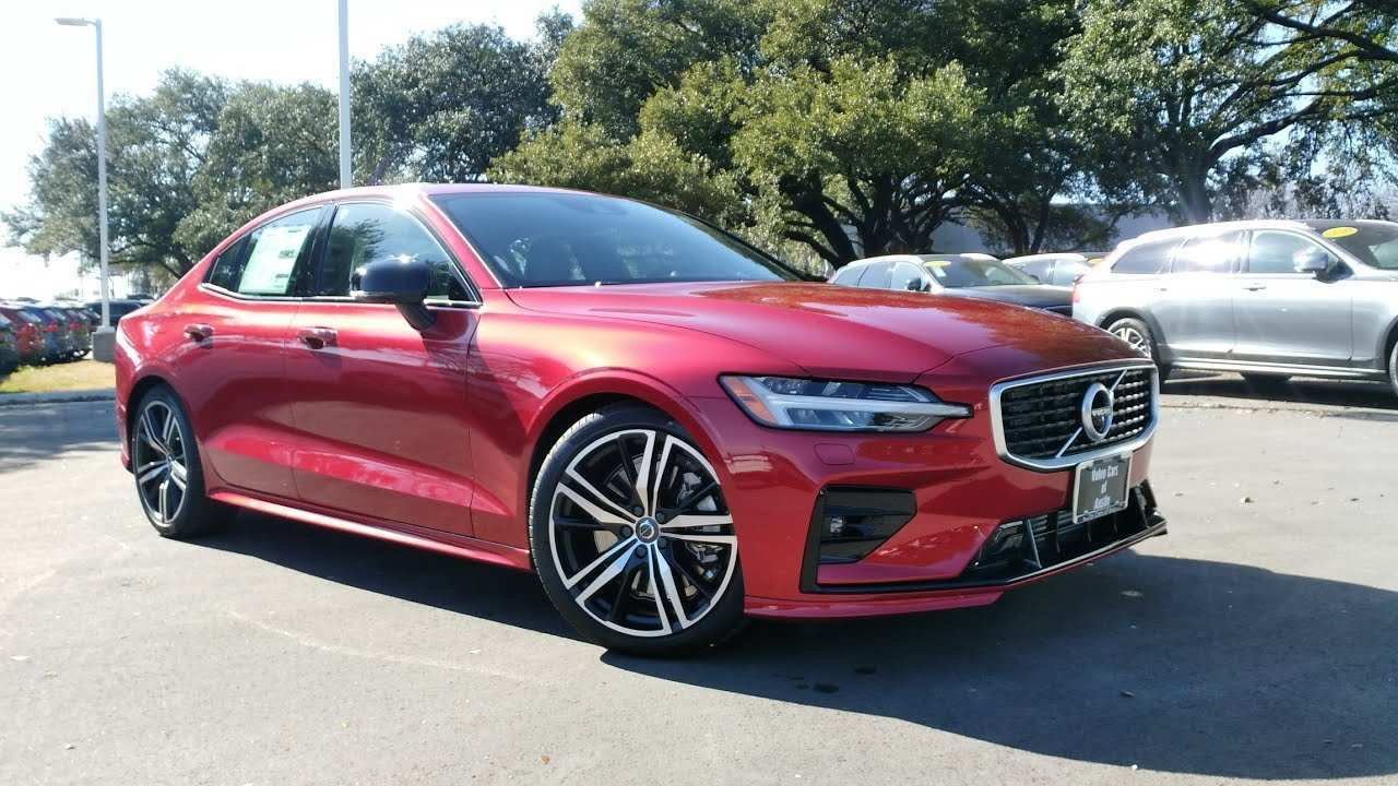 29 New 2019 Volvo S60 R Exterior And Interior