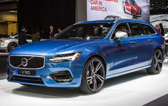 29 New 2019 Volvo Wagon Redesign And Review
