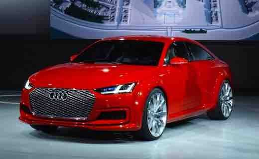 29 New 2020 Audi TTS Pictures