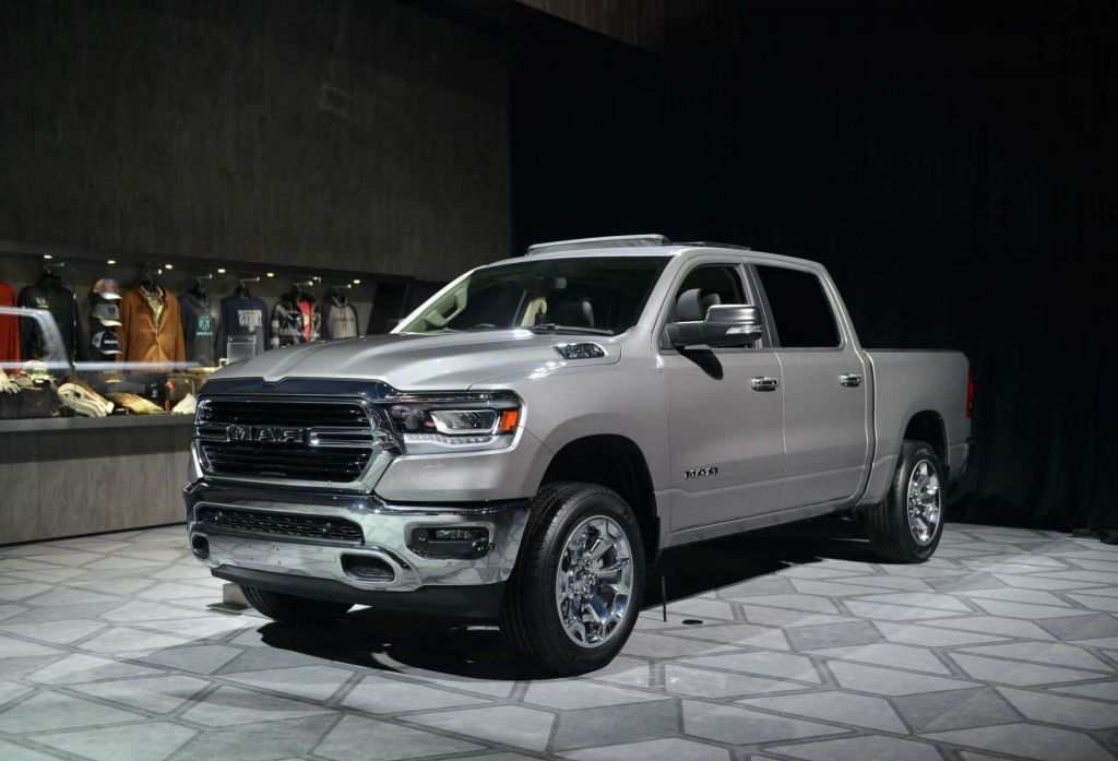 29 New 2020 Dodge Ram 2500 Release Date And Concept