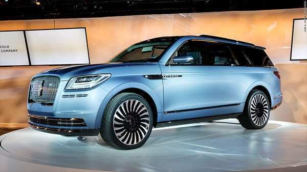 29 New 2020 Lincoln Navigator Exterior