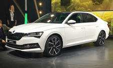 29 New 2020 New Skoda Superb New Concept
