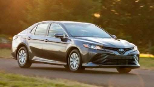 29 New 2020 New Toyota Avensis Spy Shots Exterior