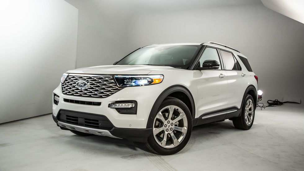 29 New 2020 The Ford Explorer Specs And Review