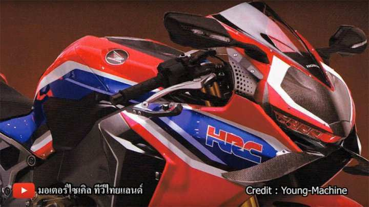 29 New Honda Fireblade 2020 Concept and Review