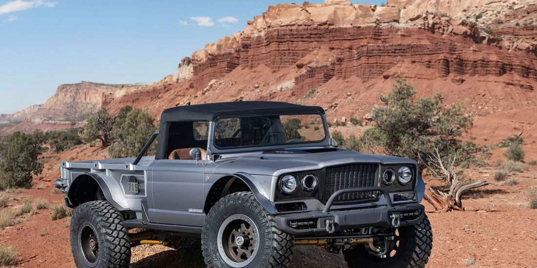 29 New Jeep Safari 2020 Research New