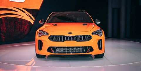 29 New Kia Stinger 2020 Performance and New Engine