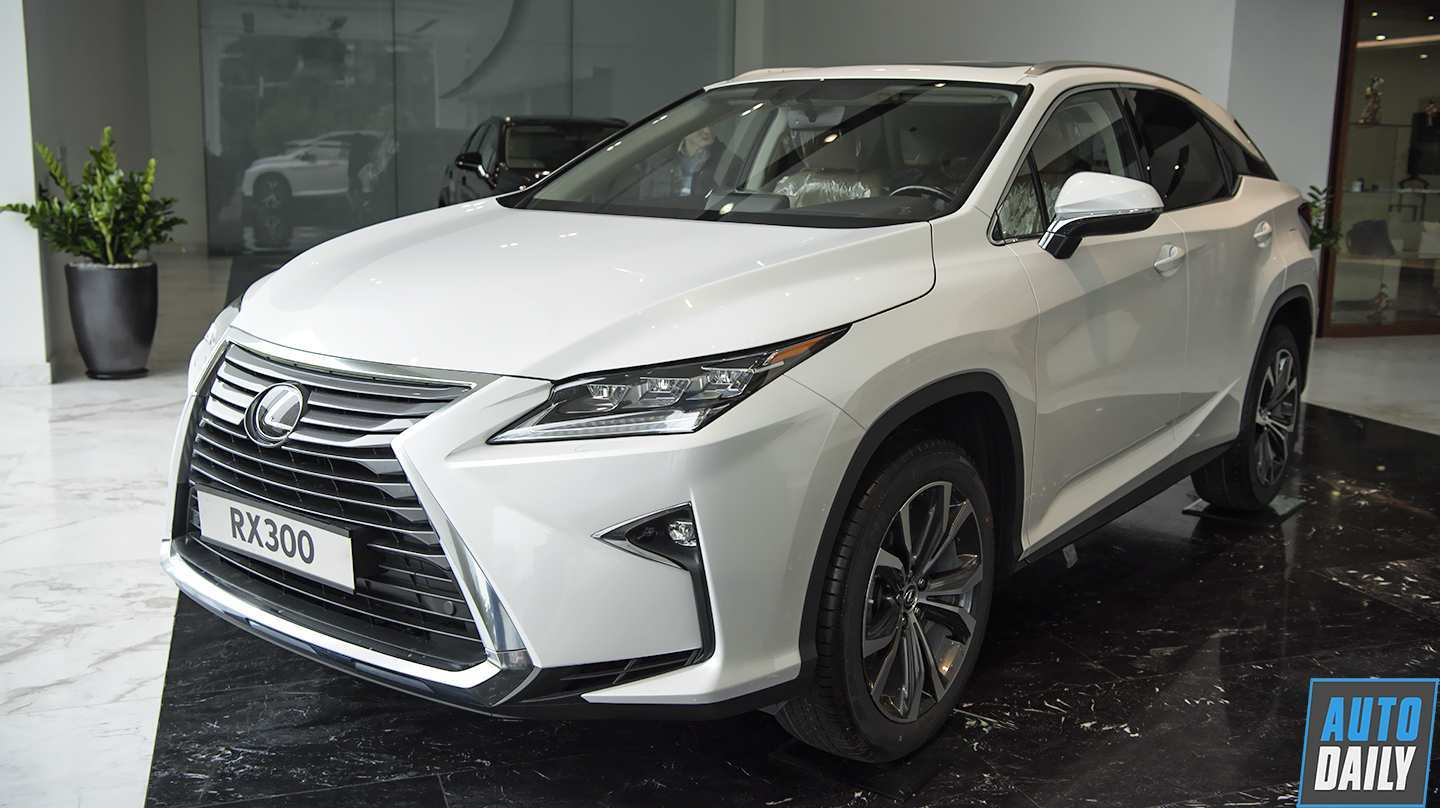 29 New Rx300 Lexus 2019 First Drive