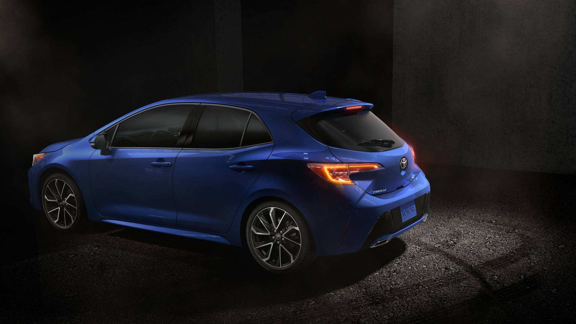 29 New Toyota Corolla 2019 Uk Concept And Review