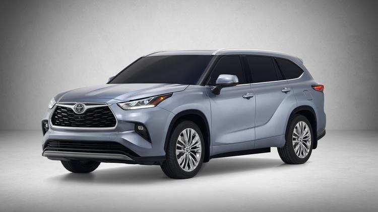 29 New Toyota Highlander 2020 Interior Spesification