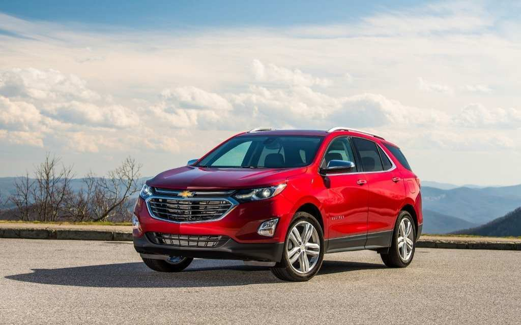 29 The 2019 All Chevy Equinox Exterior And Interior