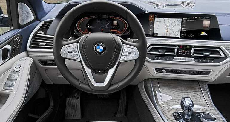 29 The 2019 BMW X7 Suv Review And Release Date