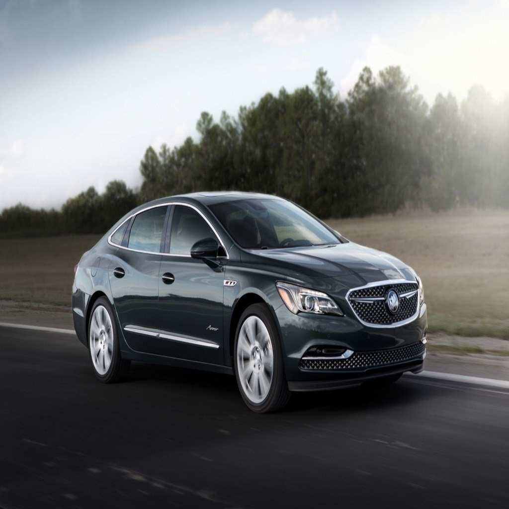 29 The 2019 Buick Park Avenue Concept And Review