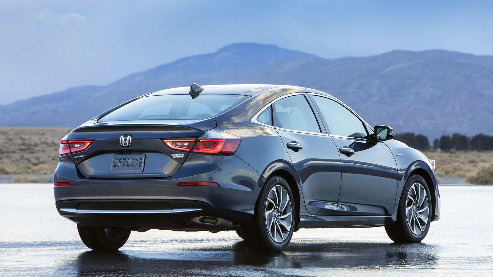 29 The 2019 Honda Insight Wallpaper