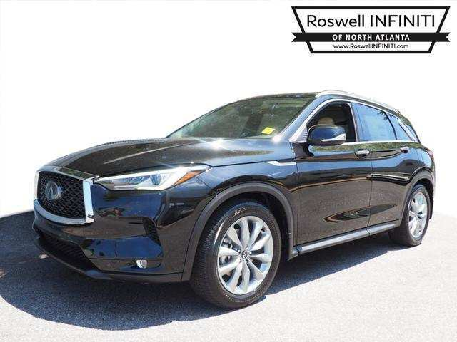29 The 2019 Infiniti Qx50 Black Reviews