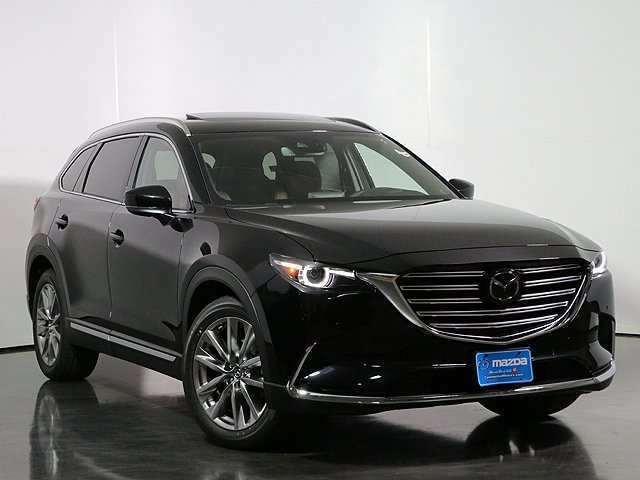 29 The 2019 Mazda CX 9 Speed Test
