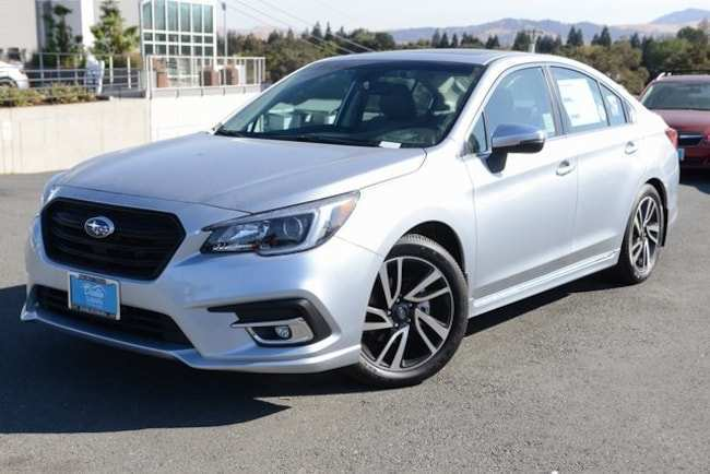 29 The 2019 Subaru Legacy Redesign