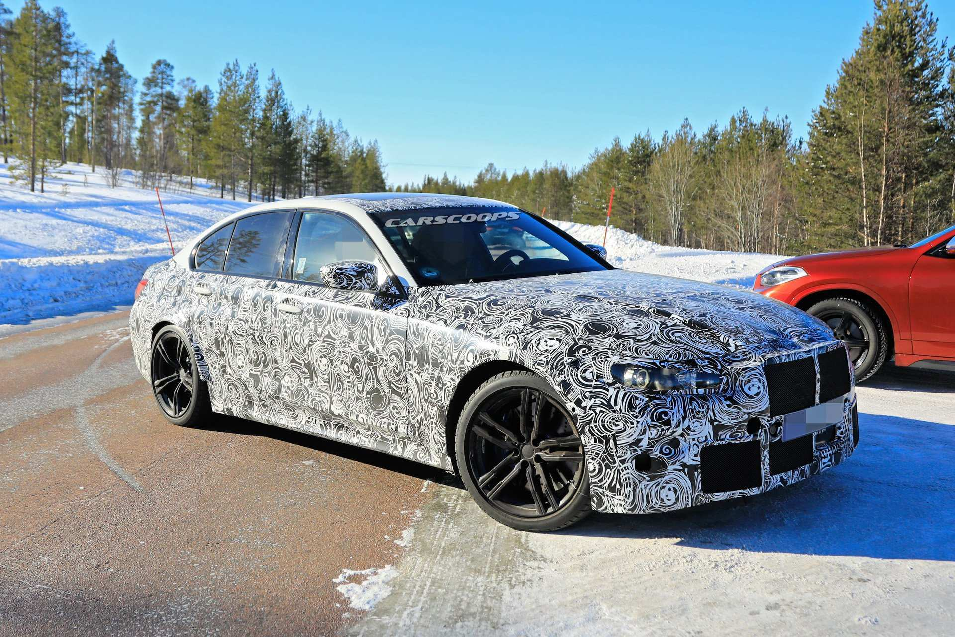 29 The 2020 BMW M4 All Wheel Drive Exterior