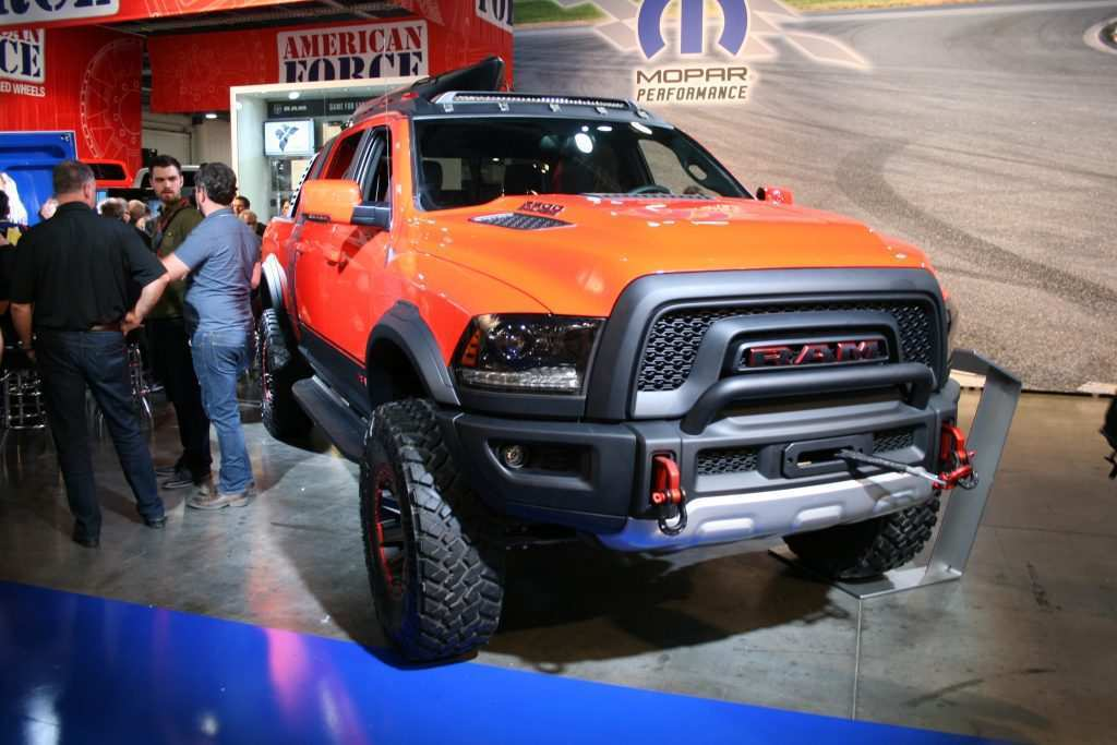 29 The 2020 Dodge Power Wagon Review