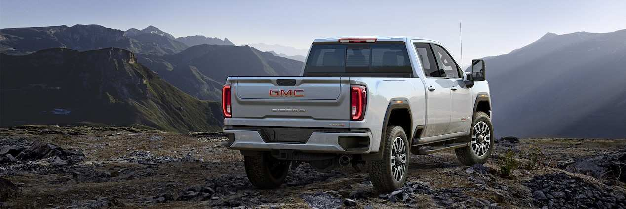 29 The 2020 GMC 1500 Z71 Pictures