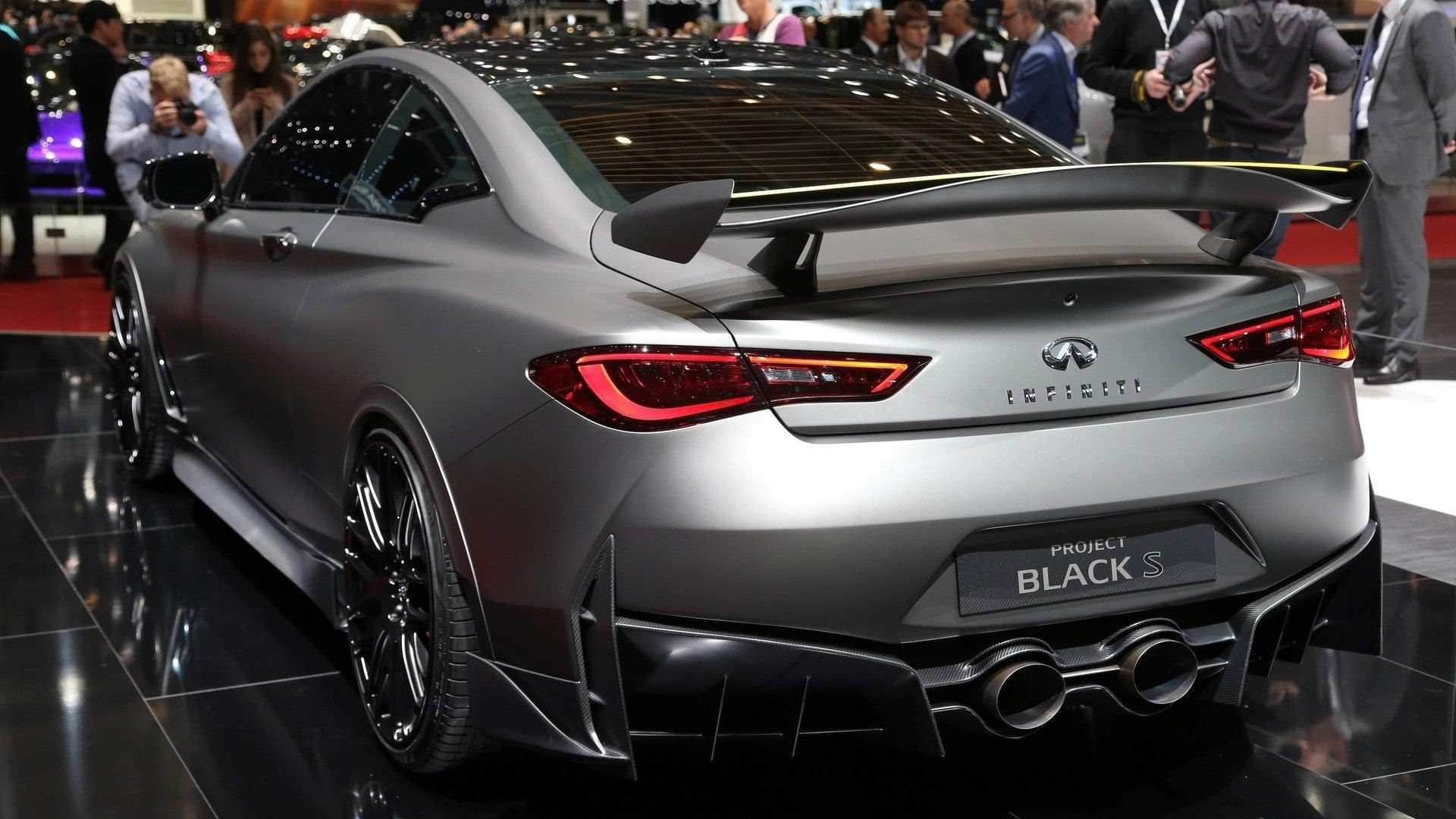 29 The 2020 Infiniti Q60s Price And Release Date