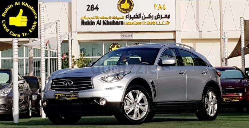 29 The 2020 Infiniti QX70 Research New