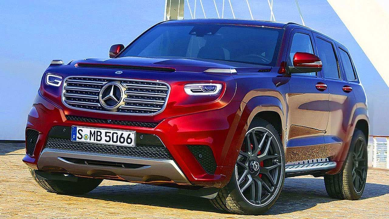 29 The 2020 Mercedes Gl Class Engine