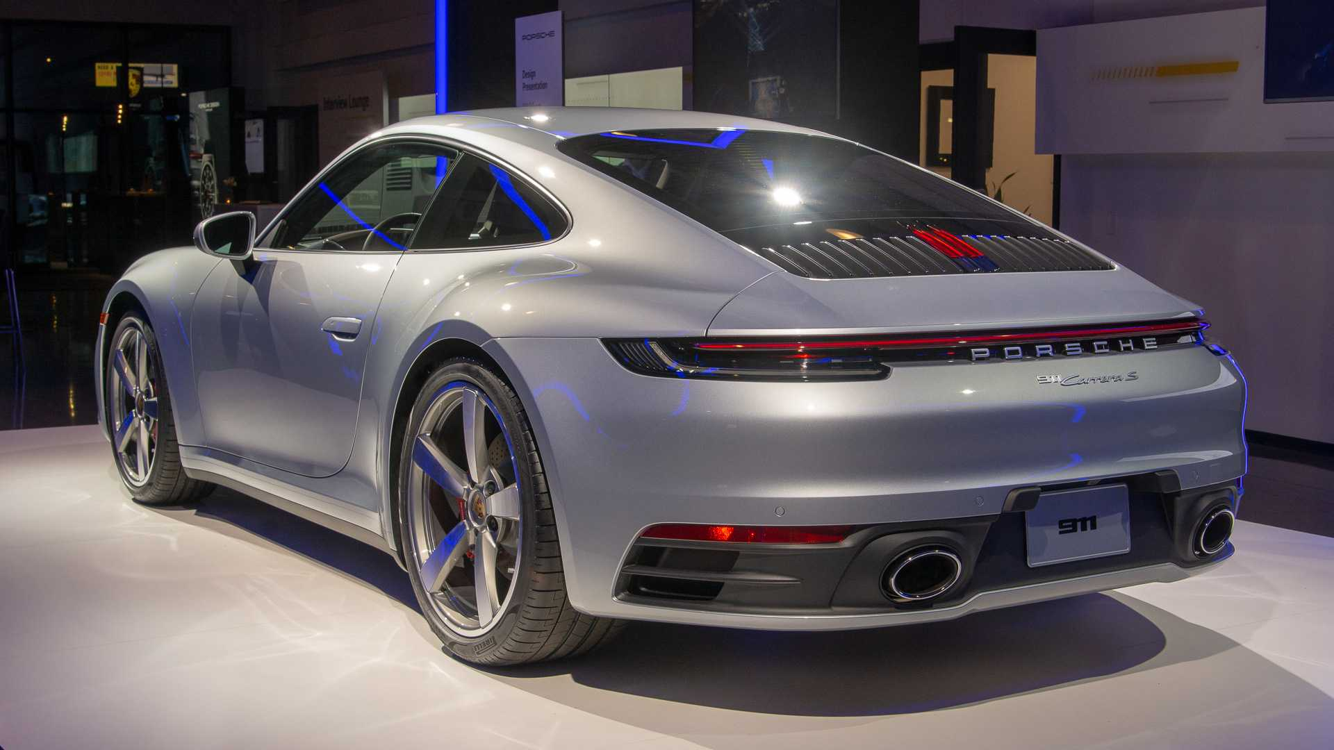 29 The 2020 Porsche 911 Carrera Price and Review