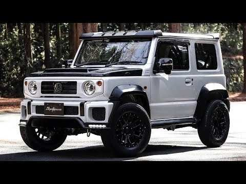 29 The 2020 Suzuki Jimny Model Exterior And Interior