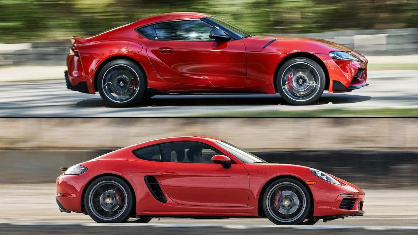29 The 2020 The Porsche 718 Exterior And Interior