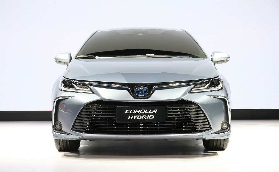 29 The 2020 Toyota Altis Concept